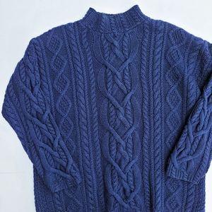 Ann Taylor Wool Sweater - Large